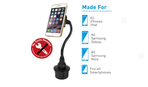 Best cup and phone holder for car 2021 – Reviews and guide