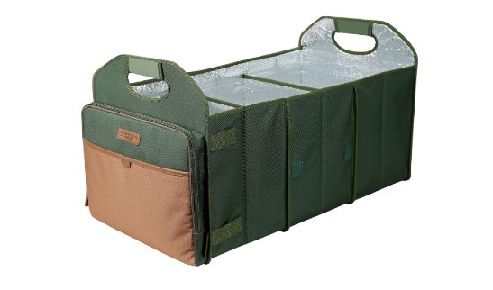 arctic zone trunk organizer and cooler