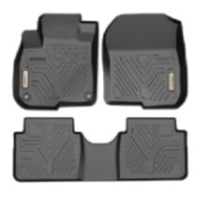 2018 honda crv all weather floor mats