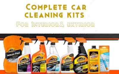 Best car cleaning kit Interior & Exterior 2021 | Reviews and Guide