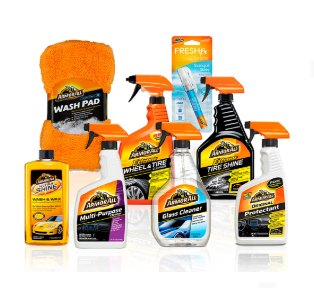car cleaning kit interior